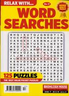 Relax With Wordsearches Magazine Issue NO 17
