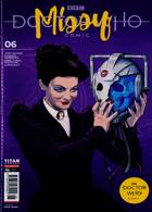 Doctor Who Comic Magazine Issue NO 6