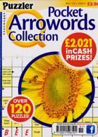 Puzzler Q Pock Arrowords C Magazine Issue NO 151