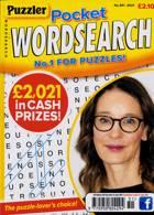 Puzzler Pocket Wordsearch Magazine Issue NO 451