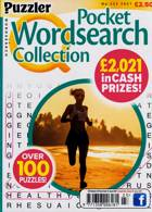 Puzzler Q Pock Wordsearch Magazine Issue NO 223