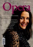 Opera Magazine Issue JUN 21