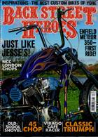 Bsh Back Street Heroes Magazine Issue AUG 21