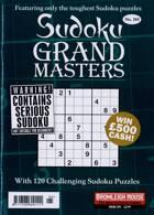 Sudoku Grandmaster Magazine Issue NO 195