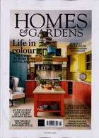 Homes And Gardens Magazine Issue AUG 21