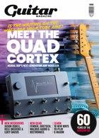 Guitar Magazine Issue AUG 21