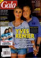 Gala French Magazine Issue NO 1455