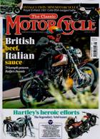 Classic Motorcycle Monthly Magazine Issue AUG 21