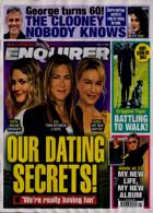 National Enquirer Magazine Issue 17/05/2021