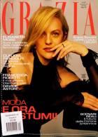 Grazia Italian Wkly Magazine Issue NO 20