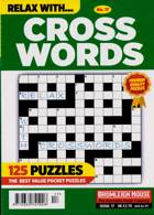 Relax With Crosswords Magazine Issue NO 17