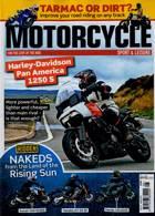 Motorcycle Sport & Leisure Magazine Issue AUG 21