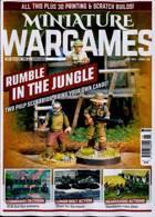 Miniature Wargames Magazine Issue JUN 21