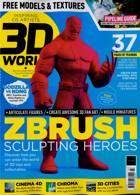 3D World Magazine Issue JUL 21