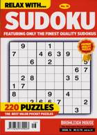 Relax With Sudoku Magazine Issue NO 16