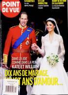 Point De Vue Magazine Issue NO 3793