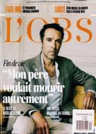 L Obs Magazine Issue NO 2950