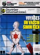 Courrier International Magazine Issue NO 1591