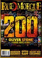 Rue Morgue Magazine Issue 06
