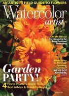 Watercolor Artist Magazine Issue SUMMER 21