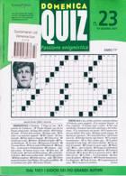Domenica Quiz Magazine Issue NO 23