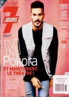 Tele 7 Jours Magazine Issue NO 3185
