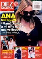 Diez Minutos Magazine Issue NO 3641