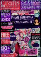 Crafts Beautiful Magazine Issue JUN 21