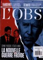 L Obs Magazine Issue NO 2954