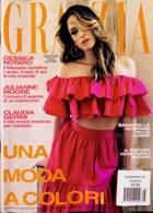 Grazia Italian Wkly Magazine Issue NO 25