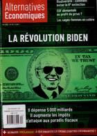 Alternatives Economiques Magazine Issue NO 412