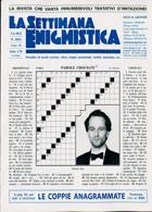 La Settimana Enigmistica Magazine Issue NO 4654