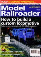 Model Railroader Magazine Issue AUG 21