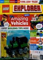Lego Explorer Magazine Issue NO 8