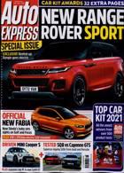Auto Express Specials Magazine Issue 05/05/2021