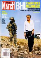 Paris Match Magazine Issue NO 3762