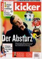 Kicker Montag Magazine Issue NO 17