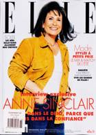 Elle French Weekly Magazine Issue NO 3936