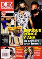 Diez Minutos Magazine Issue NO 3642