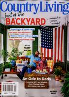 Country Living Usa Magazine Issue JUN 21