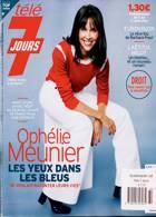 Tele 7 Jours Magazine Issue NO 3184