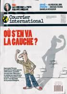 Courrier International Magazine Issue NO 1598