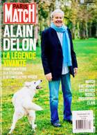 Paris Match Magazine Issue NO 3763