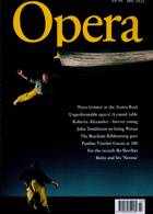 Opera Magazine Issue JUL 21