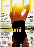 Elle Italian Magazine Issue NO 20-21