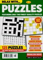 Relax With Puzzles Magazine Issue NO 16
