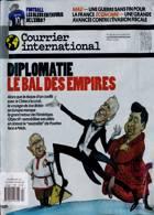 Courrier International Magazine Issue NO 1597