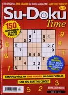 Sudoku Time Magazine Issue NO 197