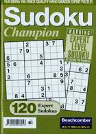 Sudoku Champion Magazine Issue NO 72