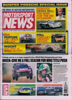 Motorsport News Magazine Issue 29/07/2021